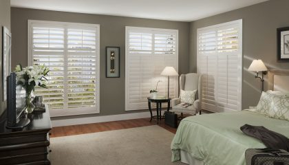 benefits of plantation shutters in winter