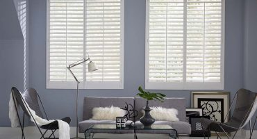 plantation shutters style