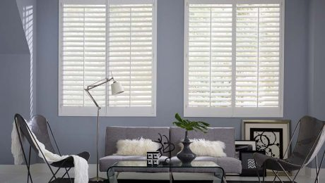 plantation shutters style