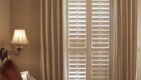 plantation shutters winter energy