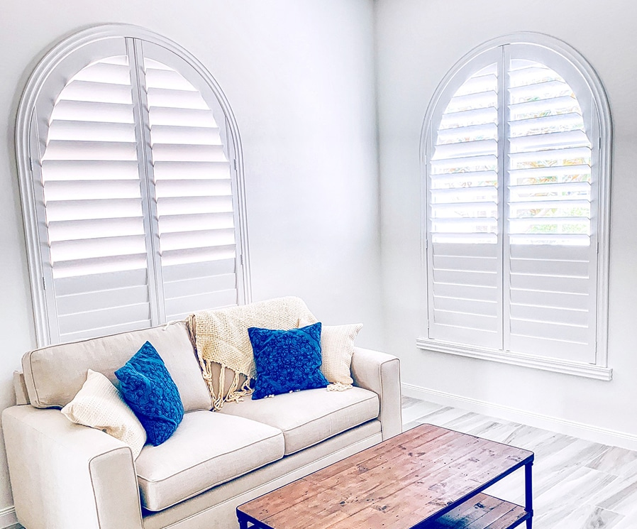 Liberty shutters - fast delivery shutters